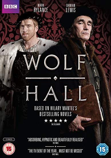 Wolf Hall BBC DVD