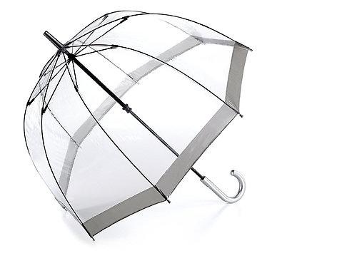 Fulton Birdcage 1 Umbrella - silver