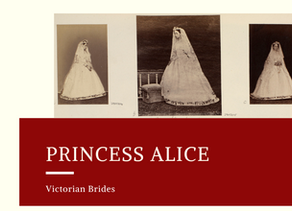 Victorian Brides - Princess Alice