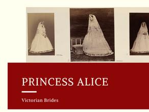Victorian Brides - Princess Alice