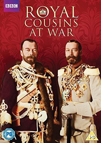 Royal Cousins at War (BBC) DVD
