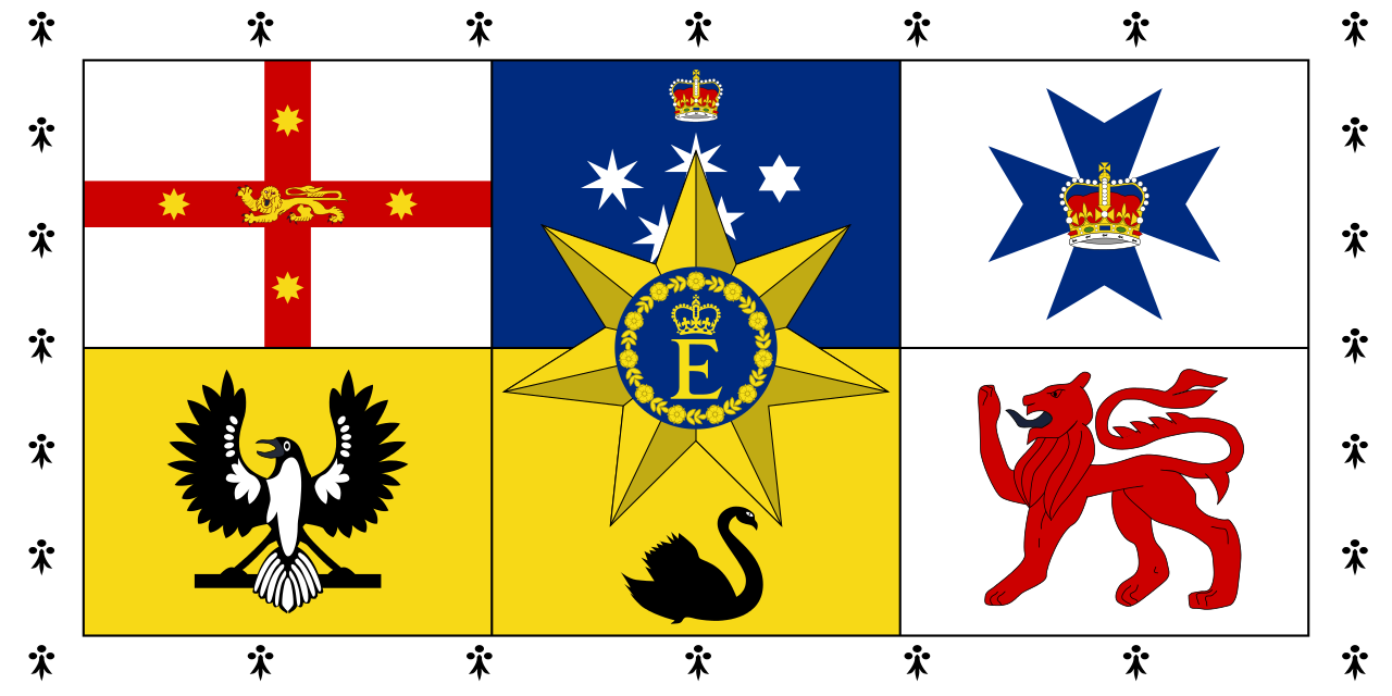 Royal Standard of Australia