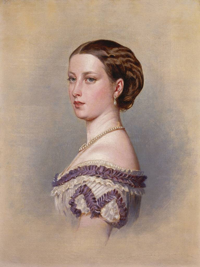 Princess Helena, by William Corden the Younger 1864