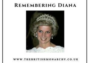 Remembering Diana, Princess of Wales