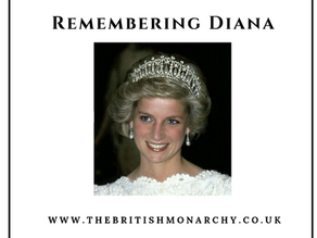 Remembering Diana, Princess of Wales