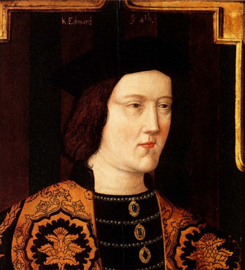 King Edward IV, the first English king from the House of York