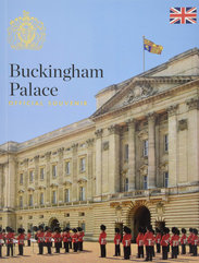 Buckingham Palace Official guide book