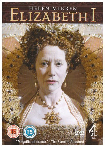 Elizabeth I - Helen Mirren DVD