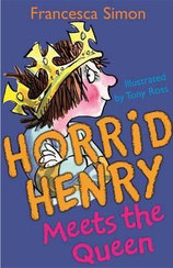 Horrid Henry Meets the Queen