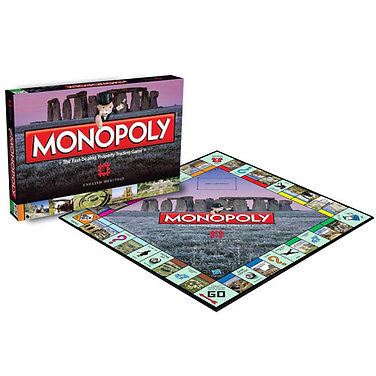 Monopoly - English Heritage edition board Game
