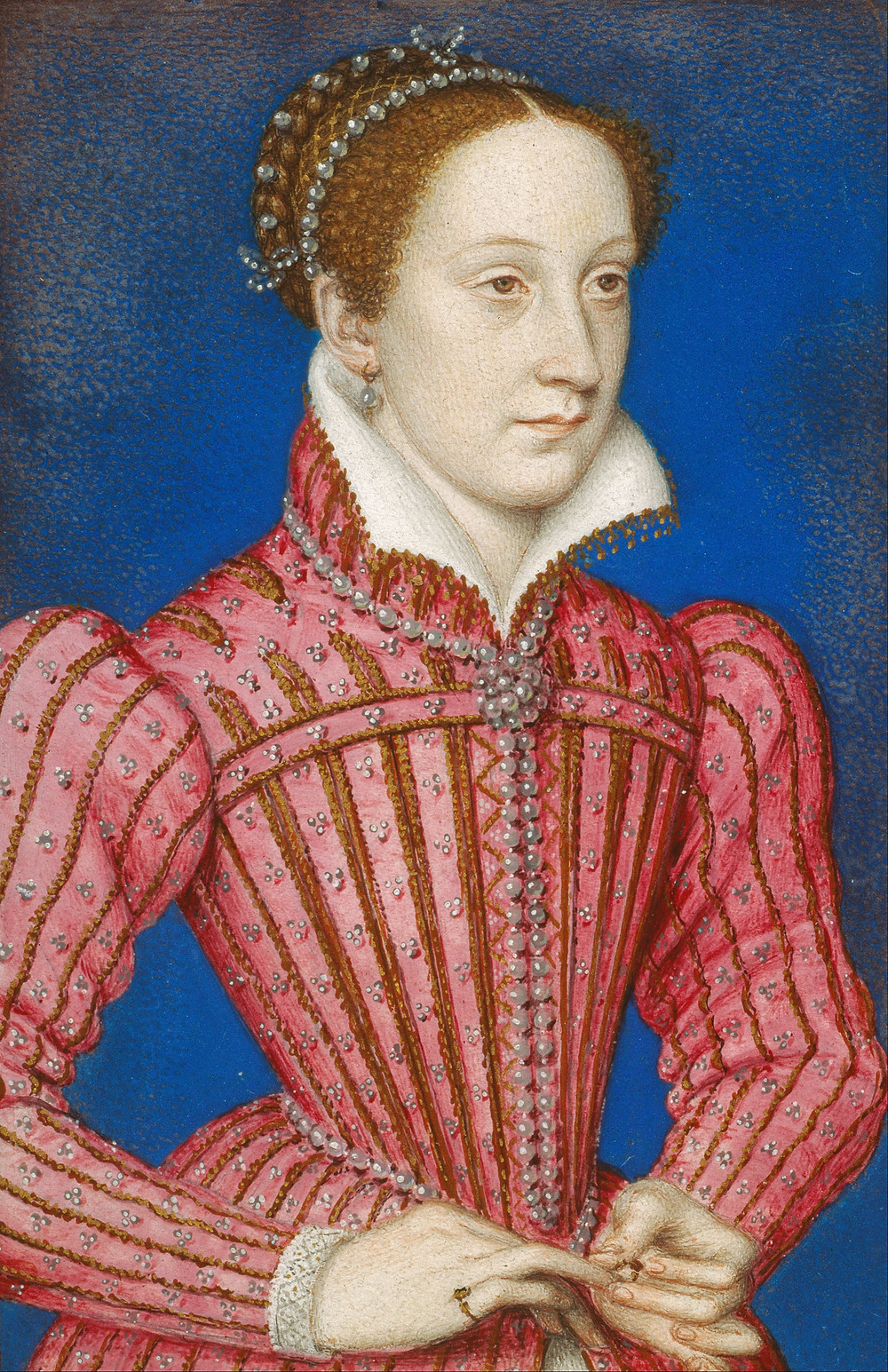 Mary, Queen of Scots. House of Stuart. Royal history
