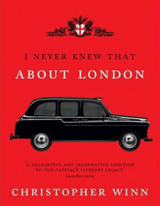 I never knew that about London hardback