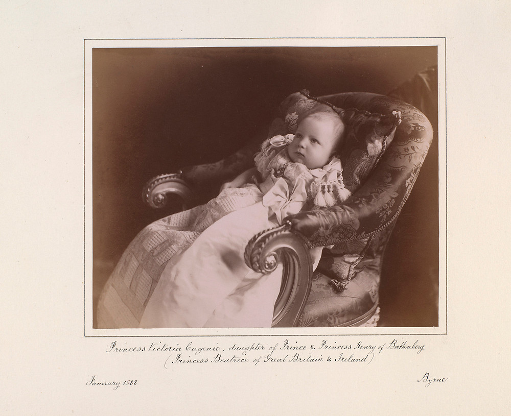 Victoria Eugenie, 1888 Royal Collection Trust/(c) Her Majesty Queen Elizabeth II 2018