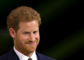 Watch The Duke of Sussex on stage with the Hamilton cast after a Gala Performance