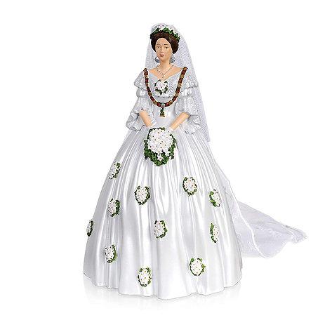 'The Royal Wedding Of Queen Victoria' Figurine