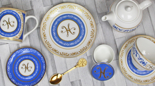 Victoria & Albert collection available at English Heritage shop