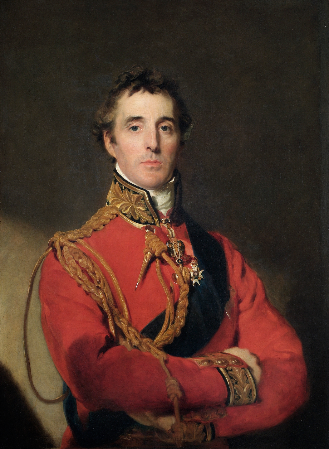Arthur Wellesley, 1st Duke of Wellington. soldier and Tory statesman who was one of the leading military and political figures of 19th-century Britain, serving twice as Prime Minister. He won a notable victory against Napoleon at the Battle of Waterloo in 1815.