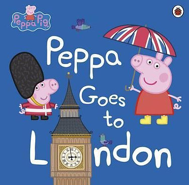 Peppa goes to London
