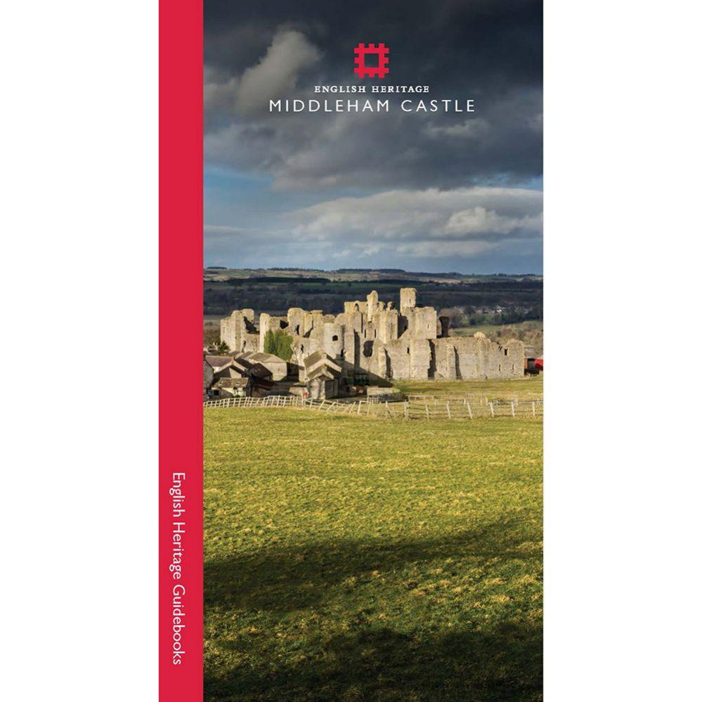 Middleham Castle Guidebook