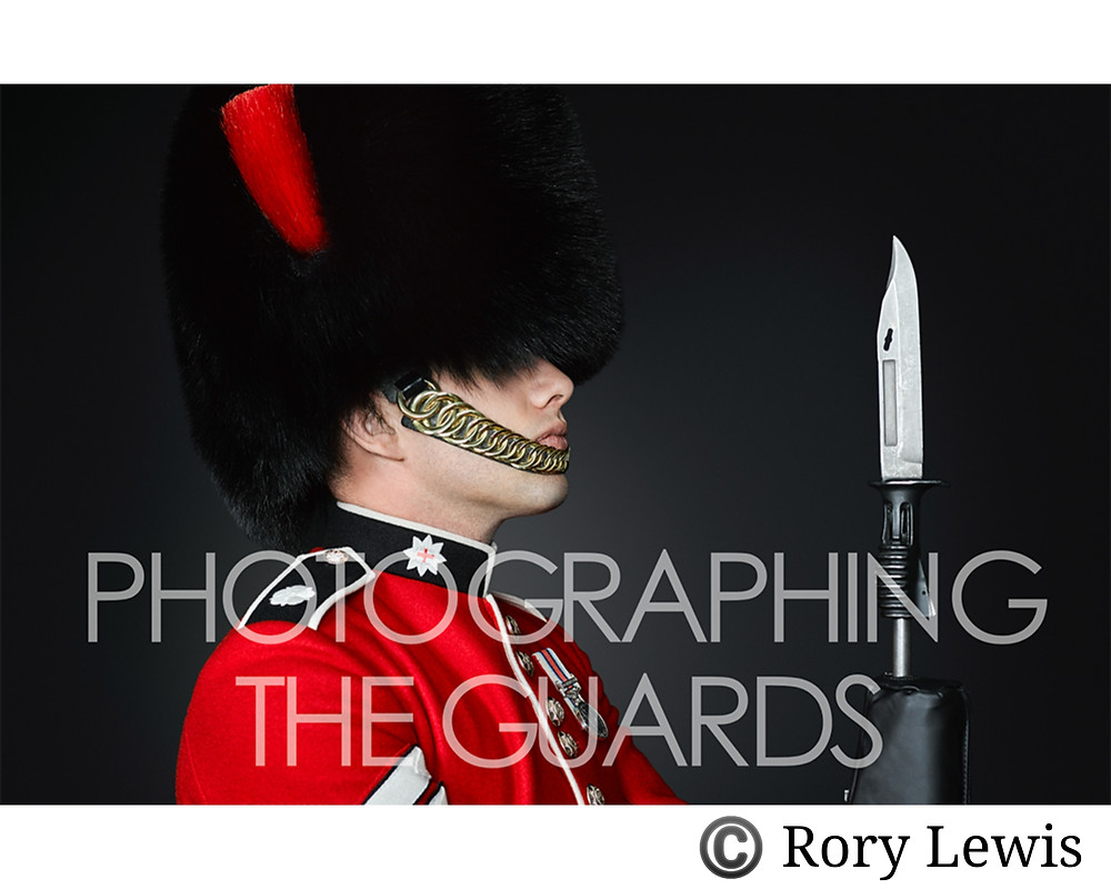 Photographing the guards by rory lewis. photographer. Coldstream Guards, British Army