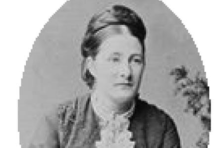 Frances Dora Smith, grandmother of Queen Elizabeth the queen mother