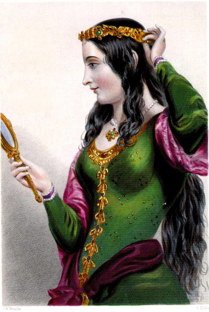 Eleanor of Provence, Queen of England