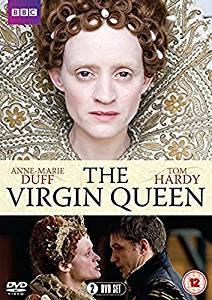 The Virgin Queen DVD BBC series