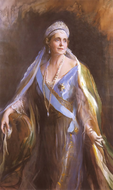 Marie in 1936, by Philip de László Philip de László [Public domain or Public domain], via Wikimedia Commons