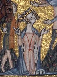 Psalter celebrating Mary De Bohun's marriage to Henry IV