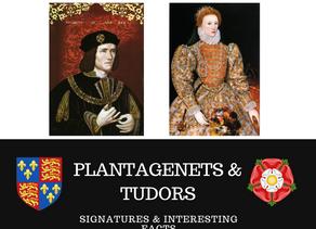 Plantagenets & Tudors