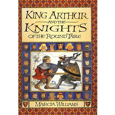 King Arthur Children's book