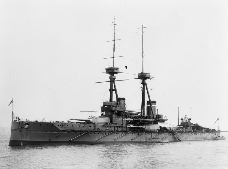 HMS Collingwood was a St Vincent-class dreadnought battleship. Prince Albert, later king George VI served on her.