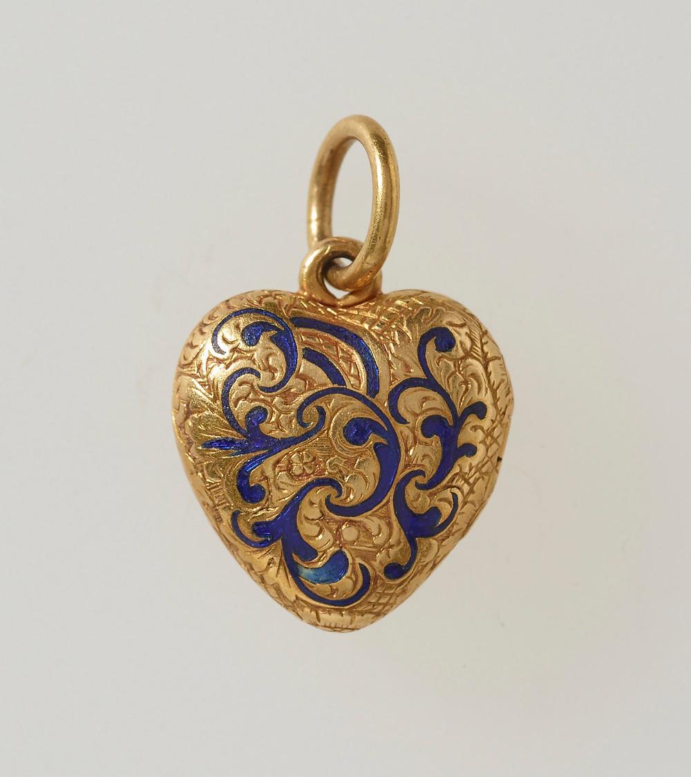 Princess Alice locket. Royal Collection Trust/© Her Majesty Queen Elizabeth II 2020