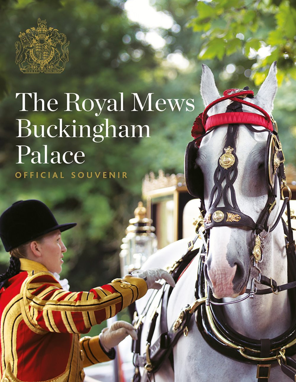 The Royal Mews Buckingham Palace Official souvenir guidebook, at book depository