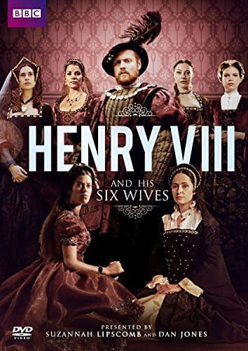 Henry VIII and his six wives BBC DVD