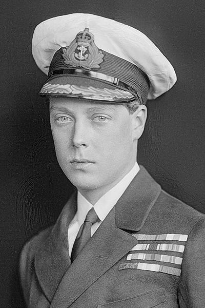 Edward VIII in 1920
