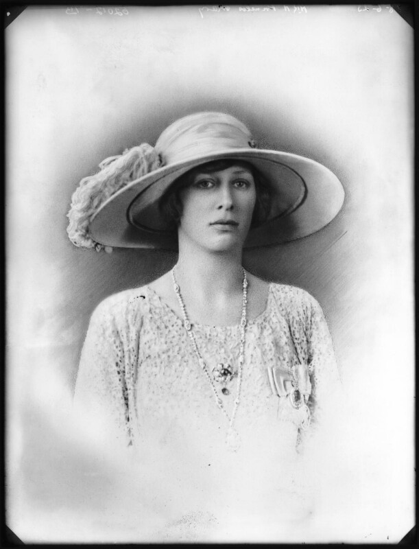 Mary, Princess Royal, daughter of George V. © National Portrait Gallery, London