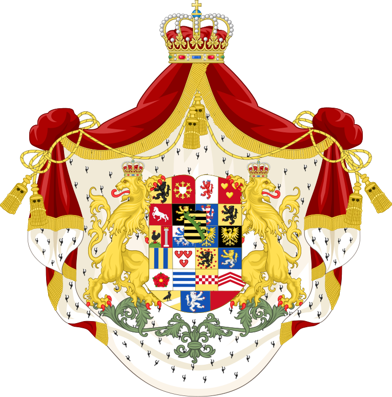 Coat of arms of the House of Saxe-Coburg and Gotha