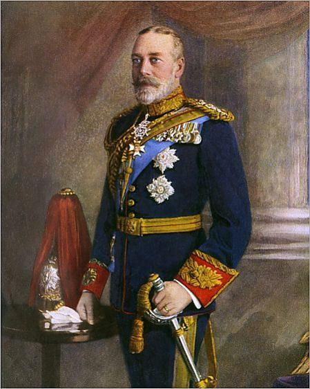George V (r.1910-1936)