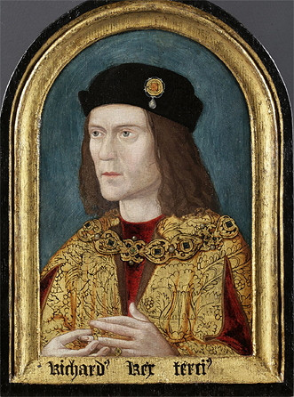 source - By Unknown artist; uploaded to wikipedia by Silverwhistle (Richard III Society website via English Wikipedia) [Public domain], via Wikimedia Commons