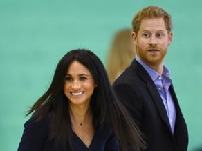 Duke & Duchess of Sussex attend Coach Core Awards
