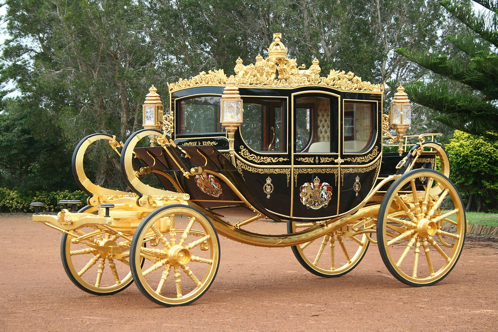 The Diamond Jubilee coach By Grahamedown [Public domain], from Wikimedia Commons