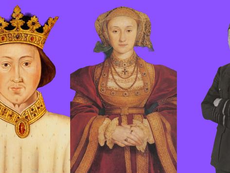 #otd in Royal History 8 - 30 September