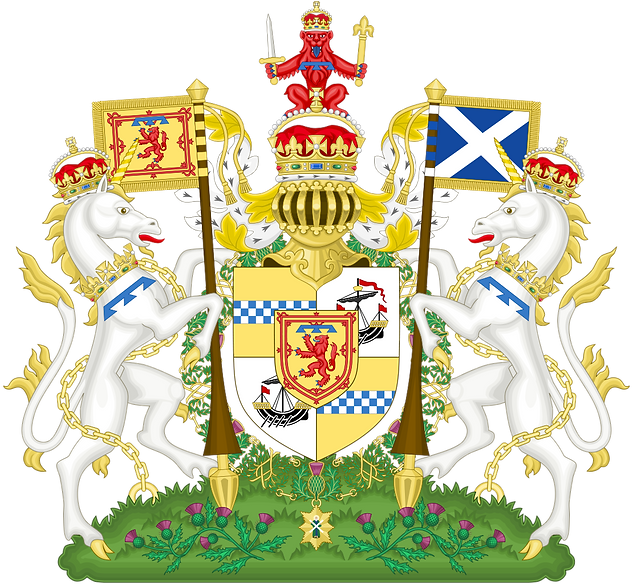 Charles, Duke of Rothesay, in Scotland