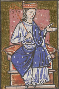 Æthelflæd, Lady of the Mercians  (from The Cartulary and Customs of Abingdon Abbey