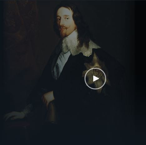 Charles I; The Royal Martyr on Prime video- historic documentary looking at the life of King Charles I of England