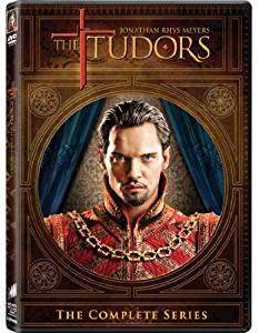 The Tudors box set The complete series - DVD