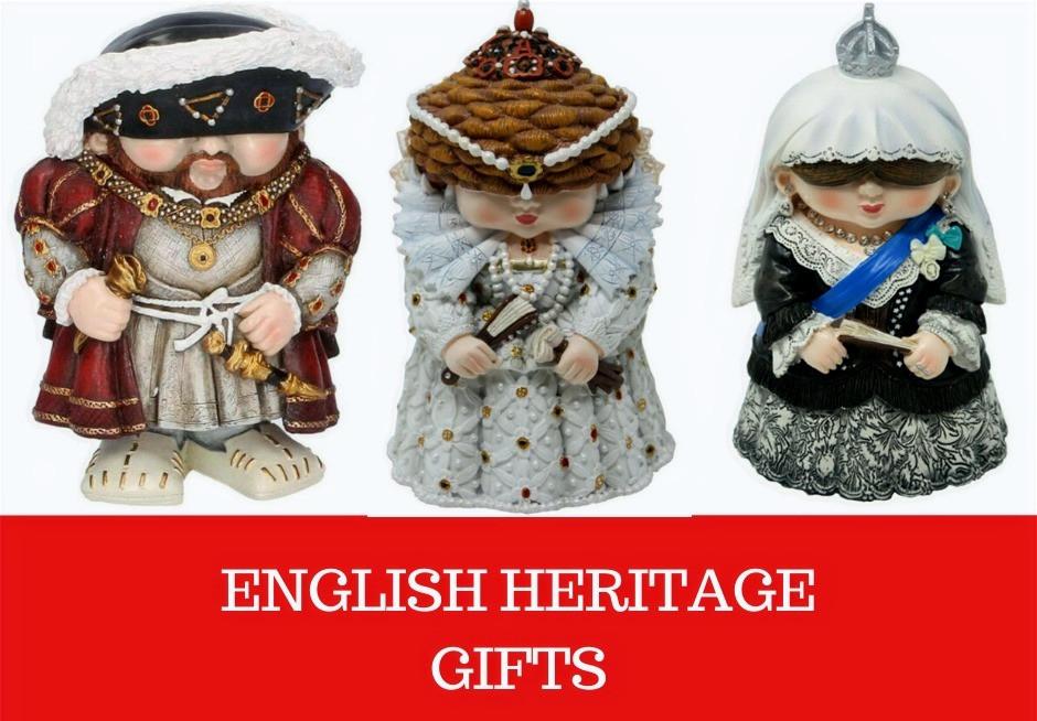 Mini me models at the English Heritage Shop