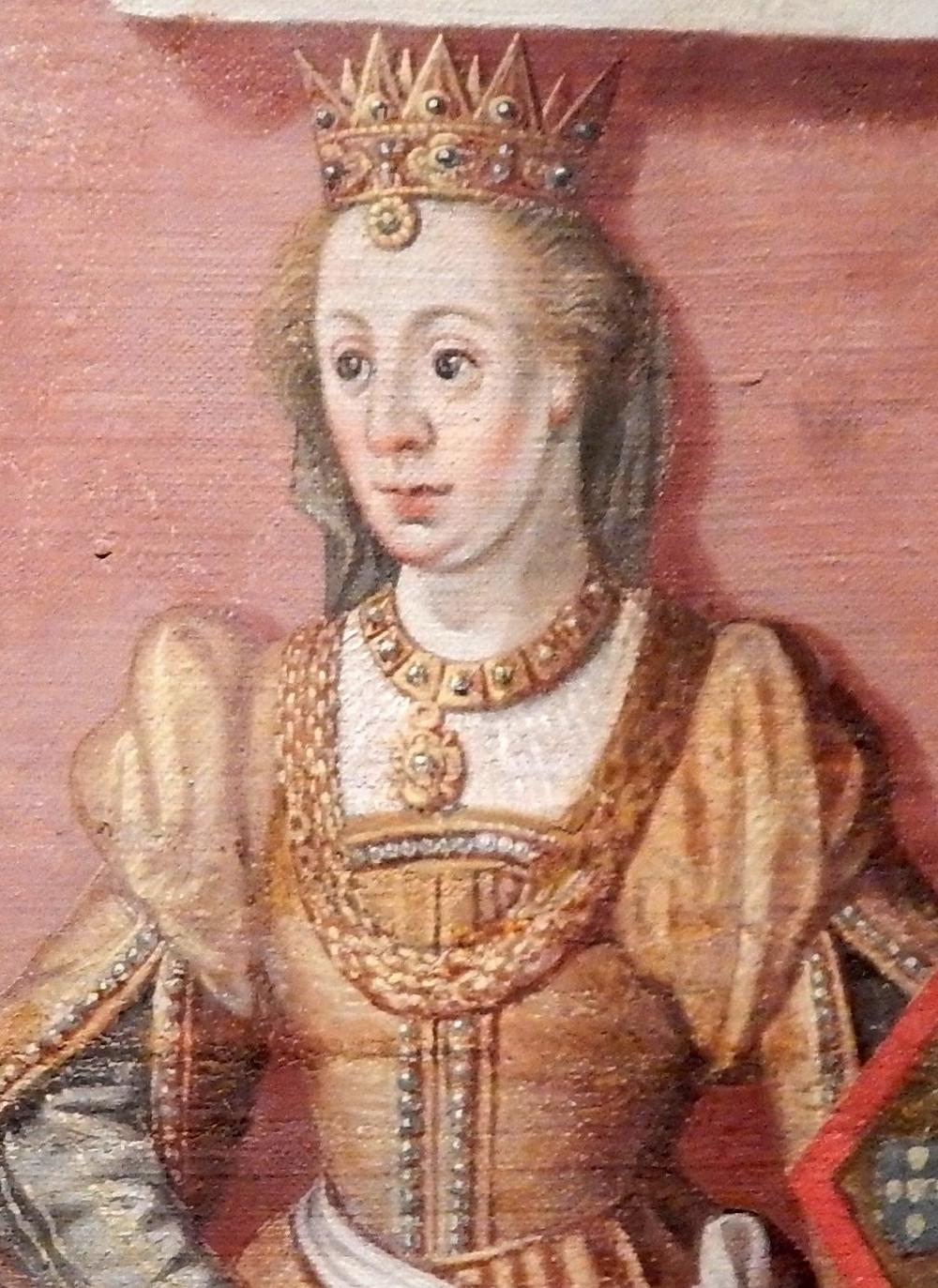 Philippa of England, Queen of Denmark, Sweden & Norway
