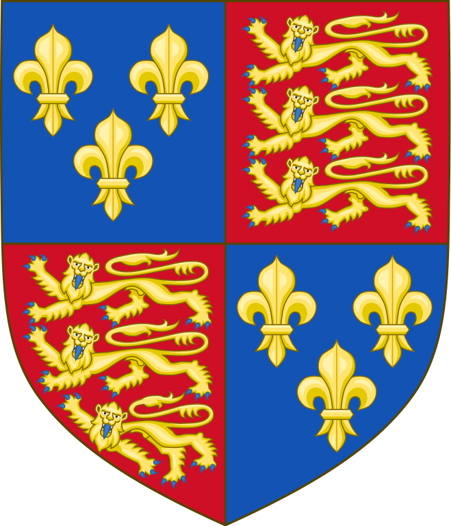 Henry V royal arms